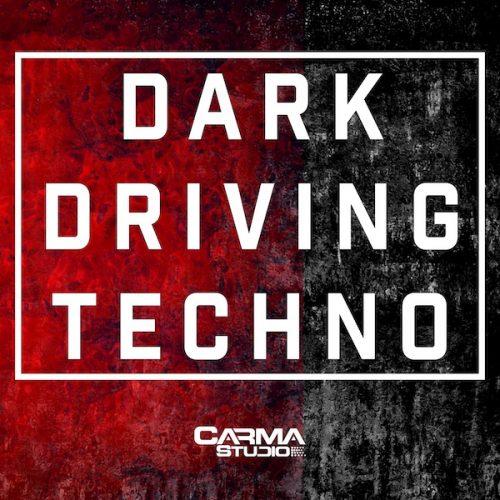 Download Dark Driving Techno Royalty Free by Carma Studios