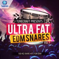 Download Royalty Free Ultra Fat EDM Snares by Tunecraft
