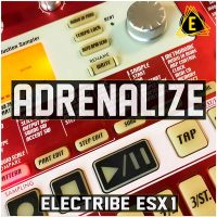 Download Royalty Free Adrenalize - for Electribe ESX-1 - Electronisounds