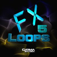 Download FX Loops 5 royalty free by Carma Studio for Sound Effects