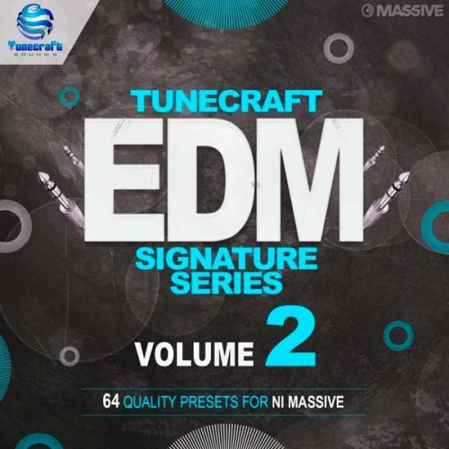 Download Royalty Free EDM Signature Series 2 - Massive Presets