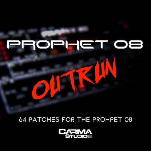 Download Royalty free Prophet 08 Outrun Presets for DSI Prophet