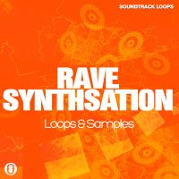 Download Royalty Free Rave Synthsation sounds by Soundtrack Loops