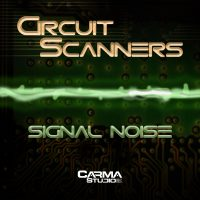 Download Circuit Scanners - Signal Noise Royalty Free Sound FX