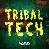Download Tribal Tech Royalty Free Loops and Sounds by Carma Studio