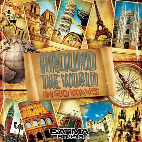 Download Around the World in 80 WAVs - Location Recordings royalty free