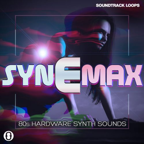 Download Royalty Free synEmax: Synthwave Maschine Kits & Loops