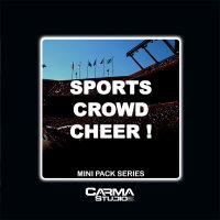 Download Royalty Free Sports Crowds Cheer! - Location Recordings