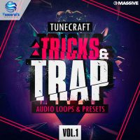 Download Royalty Free Trap Loops & Massive Sounds by Tunecraft