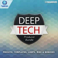Download Royalty Free Deep Tech Producer Bundle by Tunecraft