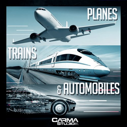Download Royalty Free Planes, Trains & Automobiles Location Recordings