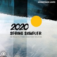 Download Royalty Free 2020 Spring Sounds Sampler - Soundtrack Loops