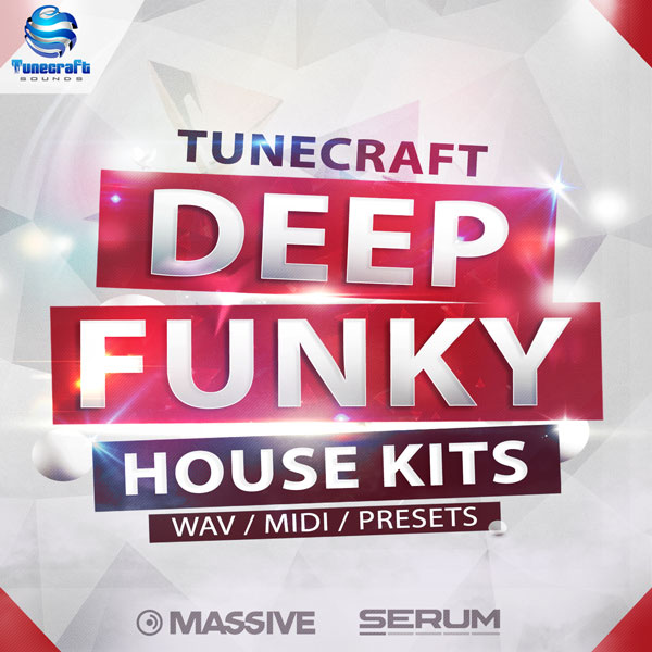 Download Royalty Free Deep Funky House Kits & Loops by Tunecraft