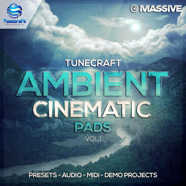 Download Royalty Free Ambient Cinematic Pads Vol.1 by Tunecraft
