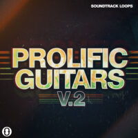 Download Royalty Free Prolific Guitars V2 sounds by Soundtrack Loops