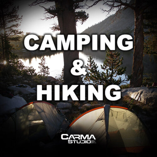 Download Royalty Camping and Hiking Sounds Locational Field Recordings of from Hiking, Camping, Rivers, Animals, Birds, and more.