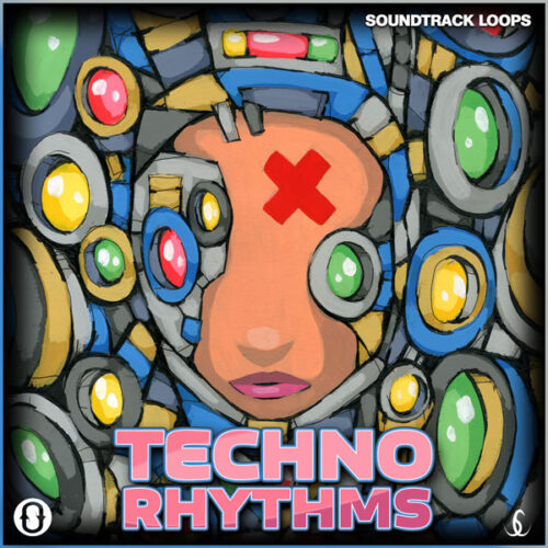 Download Royalty Free Techno Rhythm Loops & One-Shots