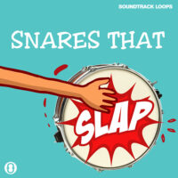 Download Royalty Free Snares That Slap - One-Shots | Soundtrack Loops