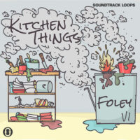 Download Royalty Free Foley Kitchen SFX Loops and Rhythms