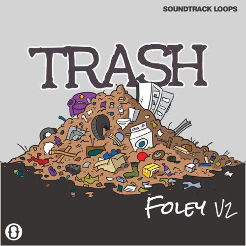 Download Royalty Free Foley Trash Sound Effects Loops and Rhythms