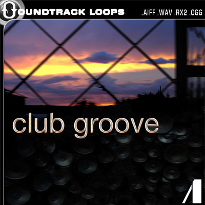 ARTIS AUDIO Club Groove loops and samples