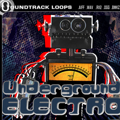 L.A. Electro Underground loops and samples